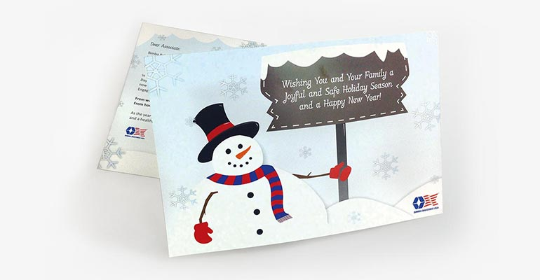 How to write a business holiday card computersmeeting how to write a business holiday card colourmoves