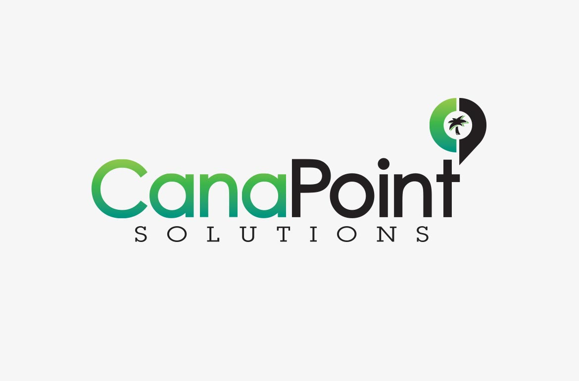 CanaPoint Solutions Logo Brand Design for New Business